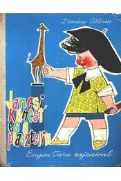 Jancsi, Kancsi és a plasztelin - Régikönyvek