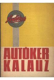 Autóker kalauz - Régikönyvek