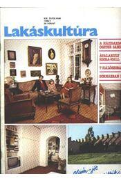 Lakáskultúra 1984. évf. (teljes) - Régikönyvek