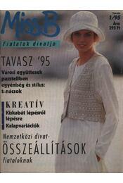 MissB 1995/1 Tavasz - Régikönyvek