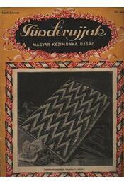 Tündérujjak 1926. február 10. szám - Régikönyvek