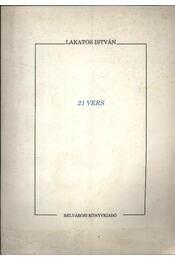 21 vers - Régikönyvek