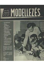 Modellezés 1982. évfolyam - Régikönyvek