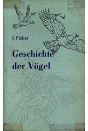 A madarak története (Geschichte der Vögel) - Régikönyvek