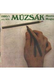 Múzsák Múzeumi Magazin 1980. évf. (hiányos) - Régikönyvek