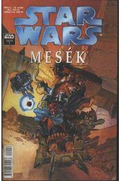 Star Wars 2001/2. 23.szám - Mesék - Régikönyvek