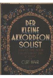 Der kleine akkordeon solist - Régikönyvek