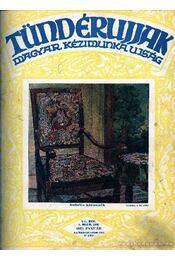 Tündérujjak 1931 - Régikönyvek