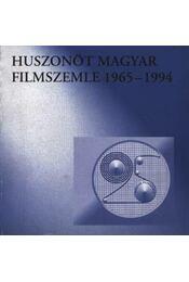 Huszonöt magyar filmszemle 1965-1994 - Régikönyvek