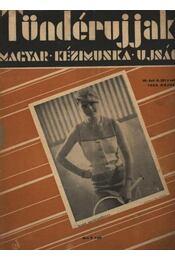 Tündérujjak 1933. május IX. évf. 5. (97.) szám - Régikönyvek