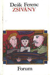 Zsivány - Régikönyvek