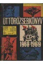 Úttörő zsebkönyv 1968-1969 - Régikönyvek