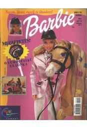 Barbie 2001/10 október - Régikönyvek