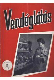 Vendéglátás IV. évfolyam 5. szám. 1960. május - Régikönyvek