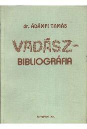 Vadászbibliográfia - Régikönyvek