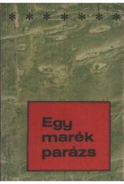 Egy marék parázs - Régikönyvek