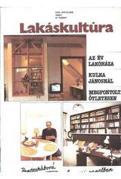 Lakáskultúra 1989. évf. (teljes) - Régikönyvek