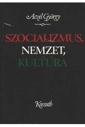 Szocializmus, nemzet, kultúra - Régikönyvek