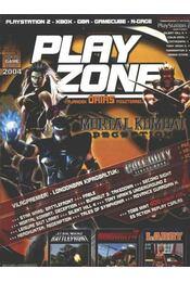 Play zone 2004/6. november - Régikönyvek