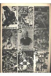 Science Fiction Tájékoztató 1980. december - Régikönyvek