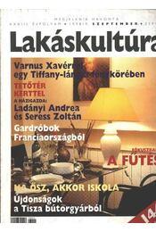 Lakáskultúra 1998/9. szeptember - Régikönyvek