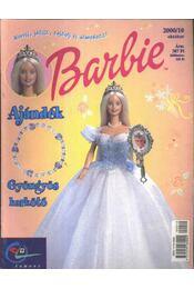 Barbie 2000/10 október - Régikönyvek
