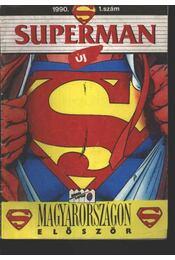 Superman 1990/1. szám - Régikönyvek