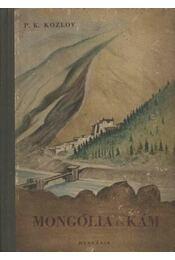 Mongólia és Kám - Régikönyvek