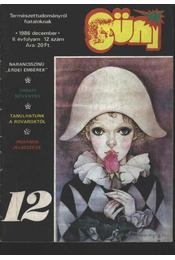 Süni 1986/12. - Régikönyvek