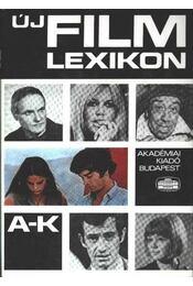 Új filmlexikon I-II. kötet - Régikönyvek