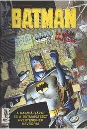 Batman 1991/10. november 22. szám - Régikönyvek