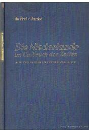 Die Niederlande im Umbruch der Zeiten - Régikönyvek