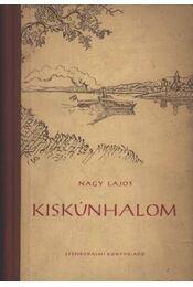 Kiskunhalom - Régikönyvek
