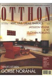 Otthon 2001/november XIII. évfolyam - Régikönyvek