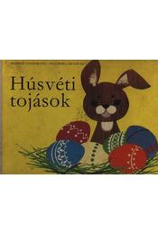 Húsvéti tojások - Régikönyvek
