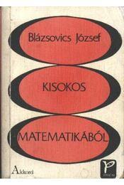 Kisokos matematikából - Régikönyvek