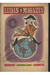 Ludas Magazin 1979. 3. szám - Régikönyvek