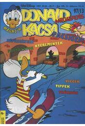 Donald Kacsa 1997/13. - Régikönyvek