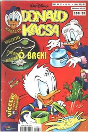 Donald Kacsa 2001/20 - Régikönyvek