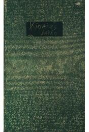 Kinai és japán versek - Régikönyvek