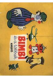 BIMBI és a többiek - kifestő - Régikönyvek