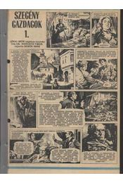 Szegény gazdagok 1. (Füles 1983. 29-39 szám 1-11 rész) - Régikönyvek