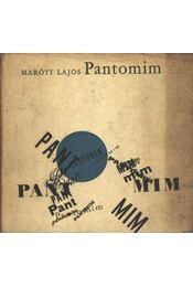 Pantomim - Régikönyvek