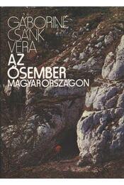 Az ősember Magyarországon - Régikönyvek