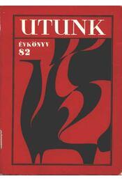 Utunk évkönyv 82 - Régikönyvek