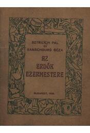 Az erdők ezermestere - Régikönyvek