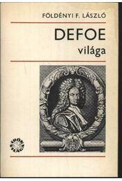 Defoe világa - Régikönyvek