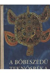 A bőbeszédű teknősbéka - Régikönyvek