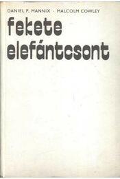 Fekete elefántcsont - Régikönyvek