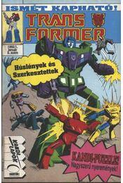 Transformer 1992/1. 5. szám - Régikönyvek
